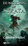 Dungeons of Strata (Deepest Dungeon #1) - A LitRPG series (English Edition)