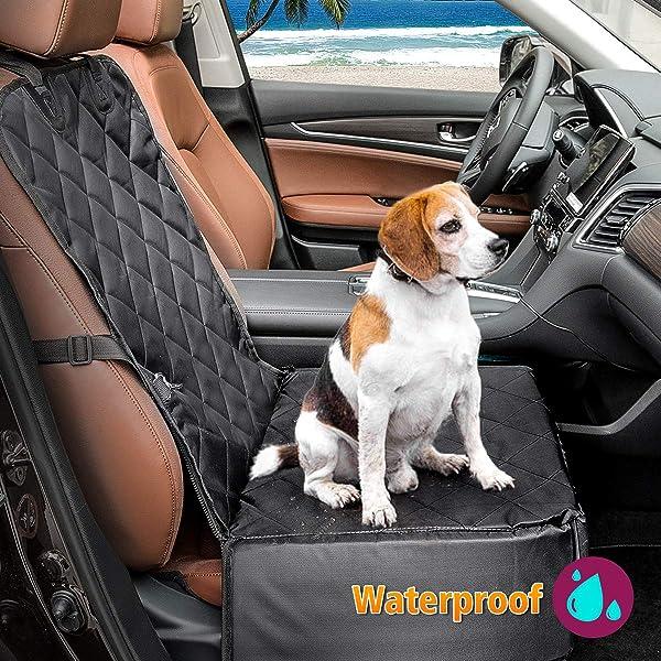 Hunde-Autositz
