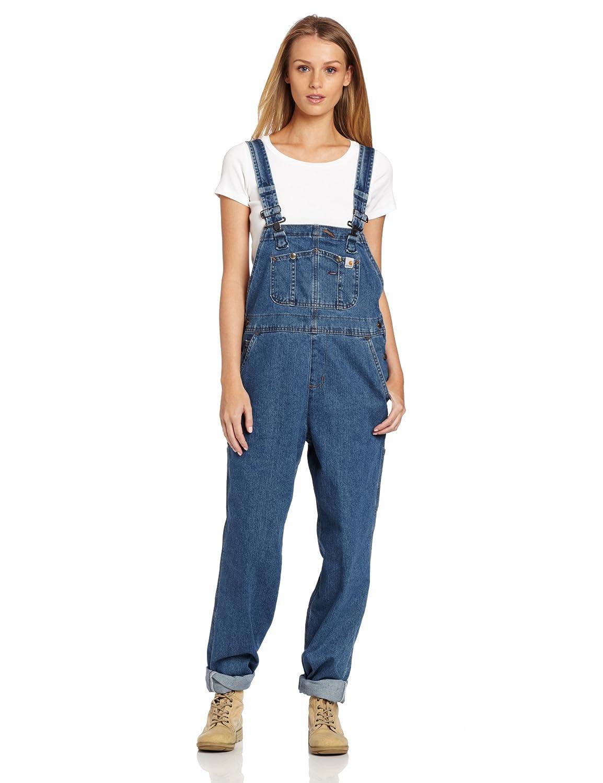 Womens Denim Overall Jeans | Bbg Clothing