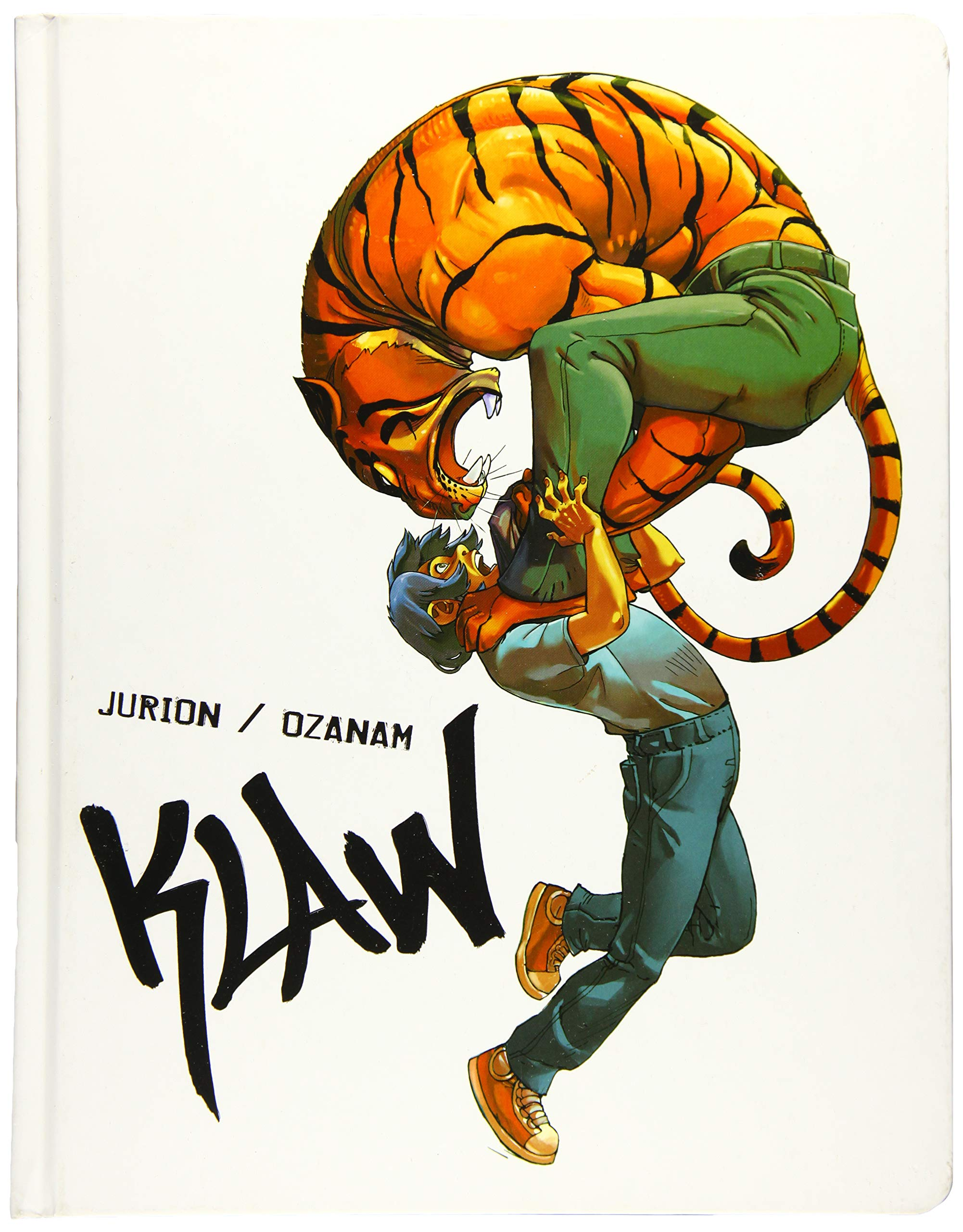 Klaw: The First Cycle: Amazon.es: Antoine Ozenam, Joel ...