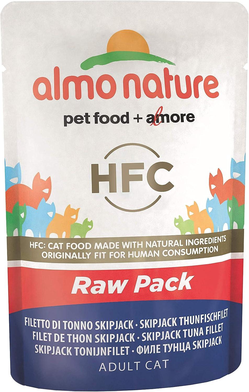 Almo Nature Cat Food Classic Raw Pack - Bolsa para Saltar con ...
