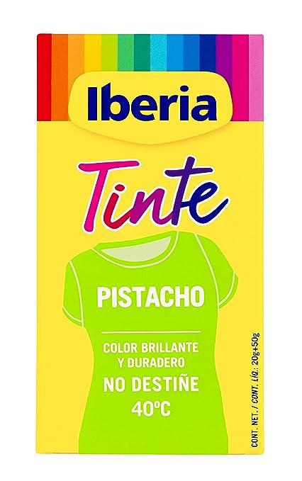 Iberia Tinte Pistacho para Ropa - 70 gr