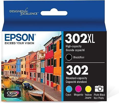Amazon.com: Epson T302XL T302XL020 Claria Premium - Cartucho ...