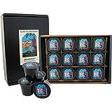 12 Kona-One-Cups of Kings Reserve Kona Hawaiian DIAMOND Coffee Blend, Medium Roast