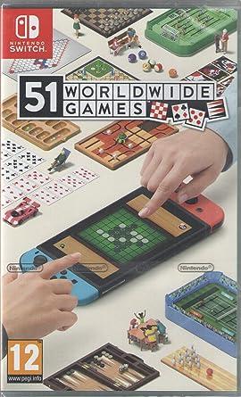 51 Worldwide Games (Nintendo Switch): Amazon.es: Videojuegos