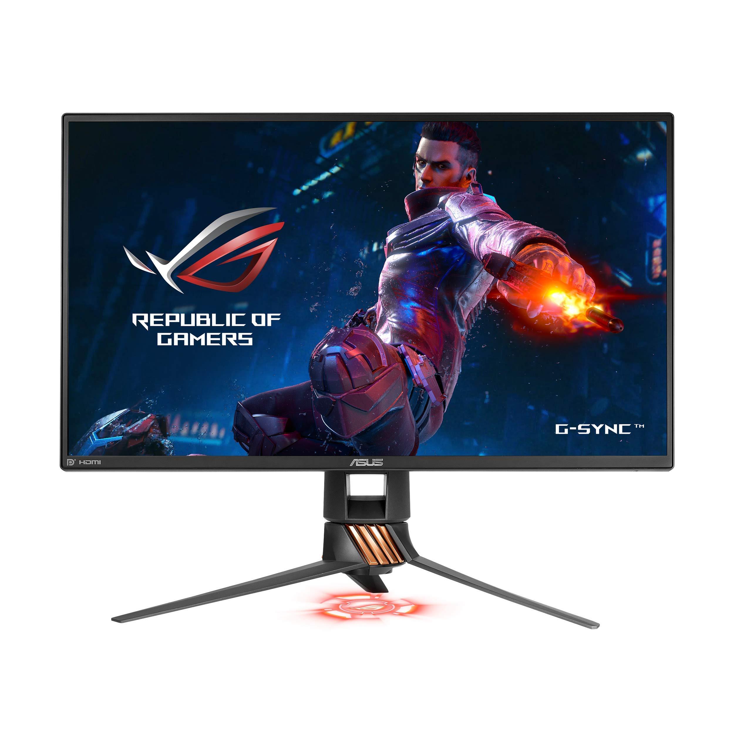 ASUS ROG Swift PG258Q 24.5'' Gaming Monitor Full HD 1080p 1ms 240Hz DP HDMI Eye Care G-SYNC Esports