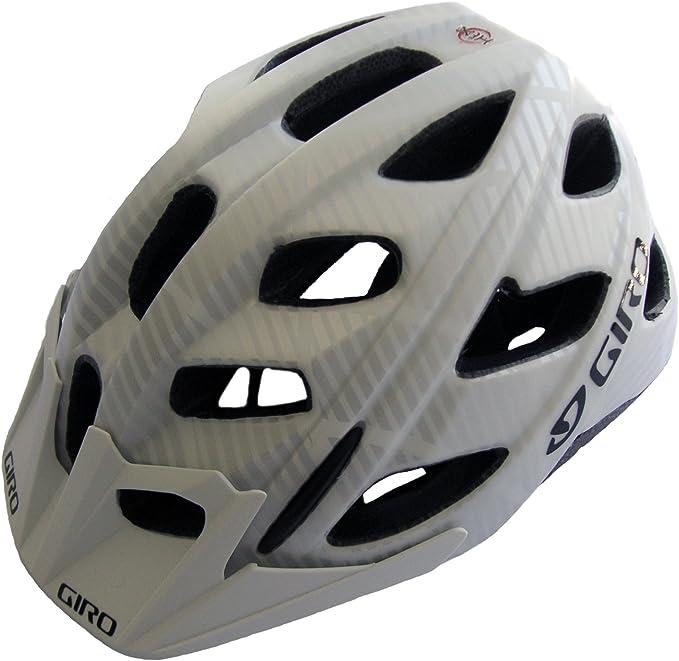 Giro Hex - Casco para Ciclismo, Color Blanco - Medio: Amazon.es ...