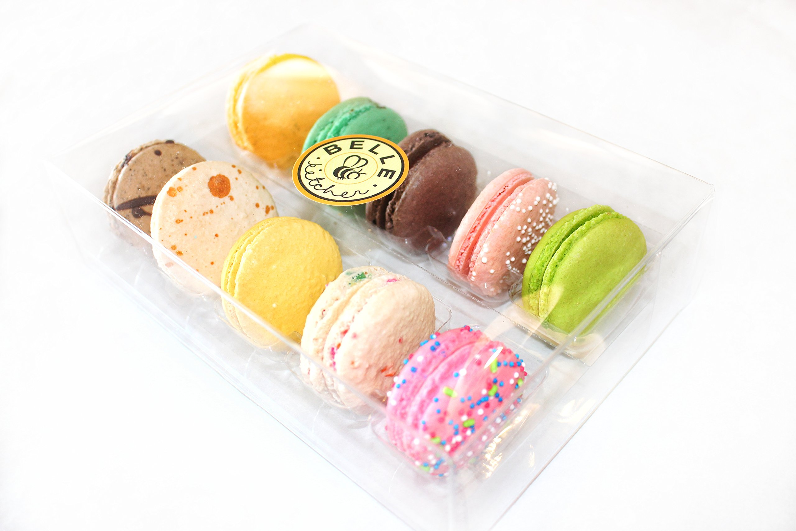 Mother's Day Gourmet Macarons – 10 Pack – Naturally Gluten Free
