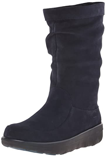 2db353ad1dd3 FitFlop Women s Loaff Slouchy Knee Suede