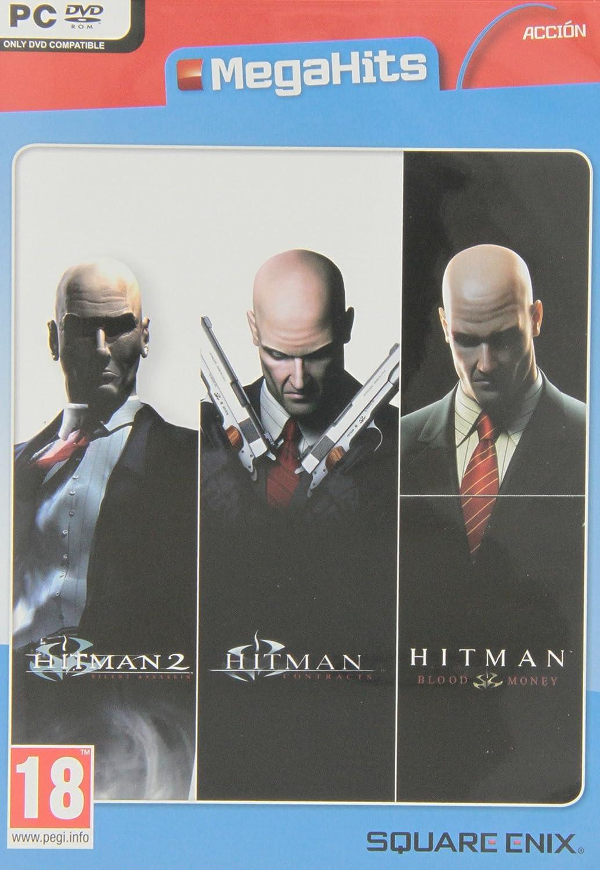 Megahits: Hitman Trilogy: Amazon.es: Videojuegos