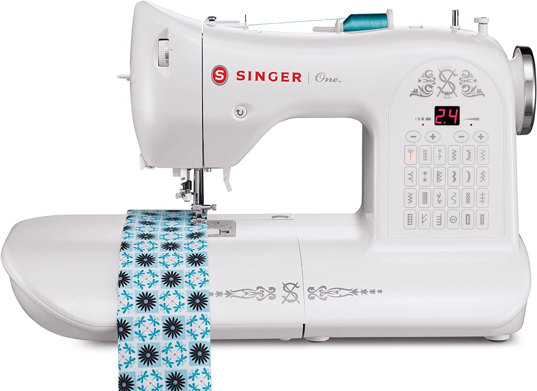 Singer 0037431884022 - Máquina de Coser One: Amazon.es: Hogar