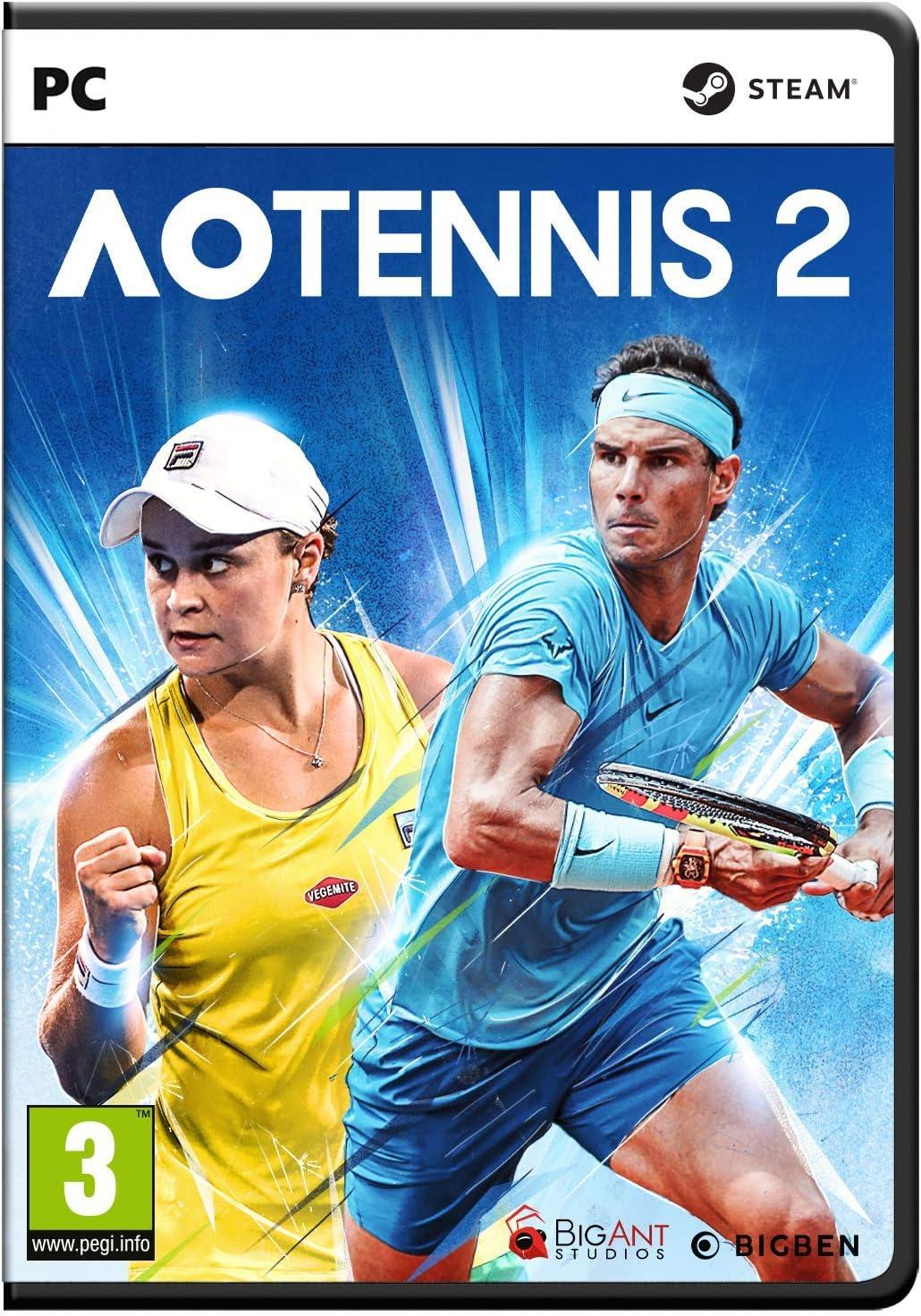 AO Tennis 2 PC [versión española]: Amazon.es: Videojuegos