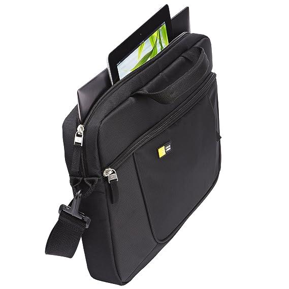Case Logic AUA316K - Funda dura para ordenador portátil de 15.6