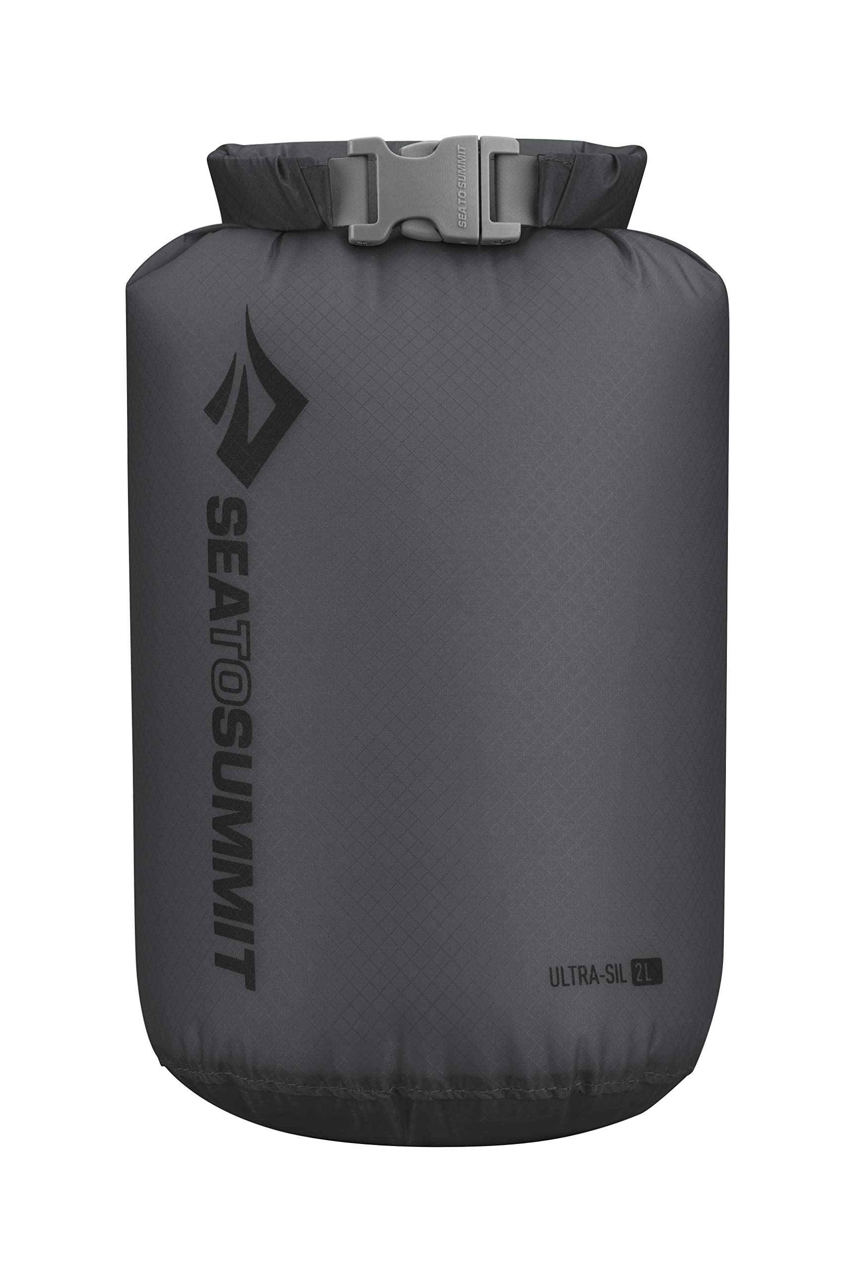 Sea to Summit Ultra-SIL Dry Sack, Grey, 2 Liter by Sea to Summit