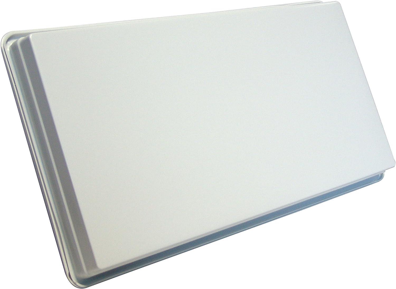 Selfsat H30D+ Quad - Parabólica, Blanco