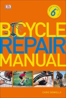 bicycle repair manual chris sidwells 9781465404077 amazon com books rh amazon com electric bike repair manual bike repair manual dk