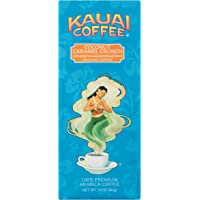 Kauai Coconut Caramel Crunch Ground Coffee (10 Ounce)