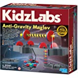 4M Kidzlabs Anti Gravity Magnetic Levitation Science Kit - Maglev Physics Stem Toys Educational Gift for Kids & Teens…