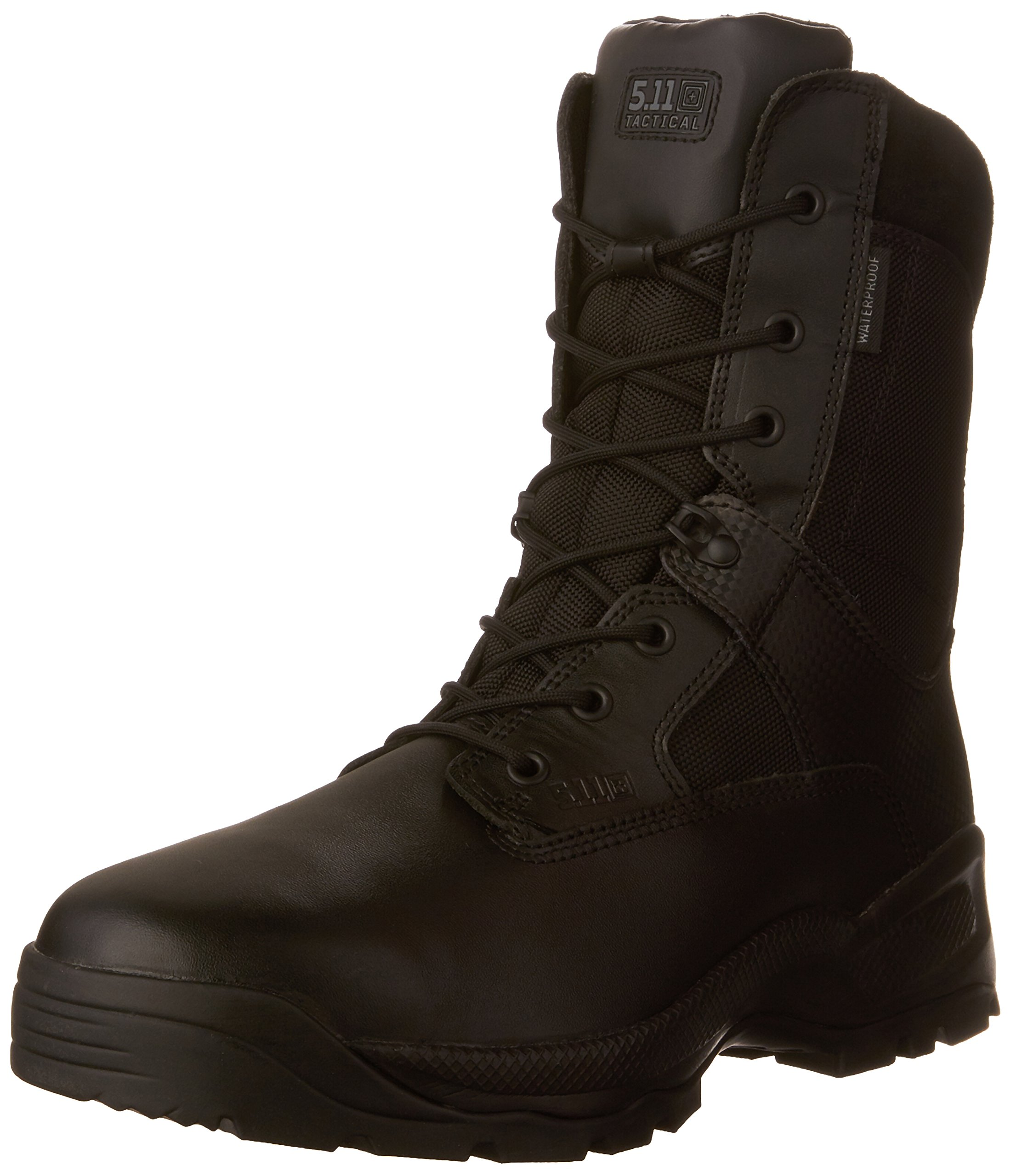 5.11 Men's ATAC Storm 8In Boot-U, Black, 12 2E US by 5.11