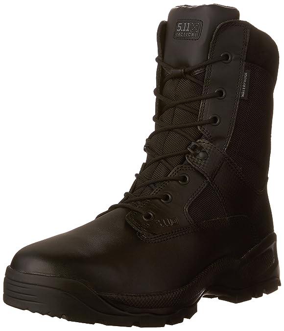 Amazon Com 5 11 Tactical A T A C 8 Storm Combat Boots For Men