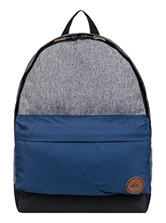Quiksilver EVERYDPOSTERPLU M BKPK BTEH Mochila Mediana, Hombre, Medieval Blue Heather, One Size: Amazon.es: Deportes y aire libre