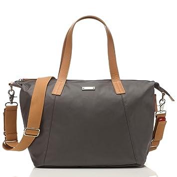 39f89f6da331 Amazon.com   Storksak Noa Shoulder Bag Diaper Bag with Organizer