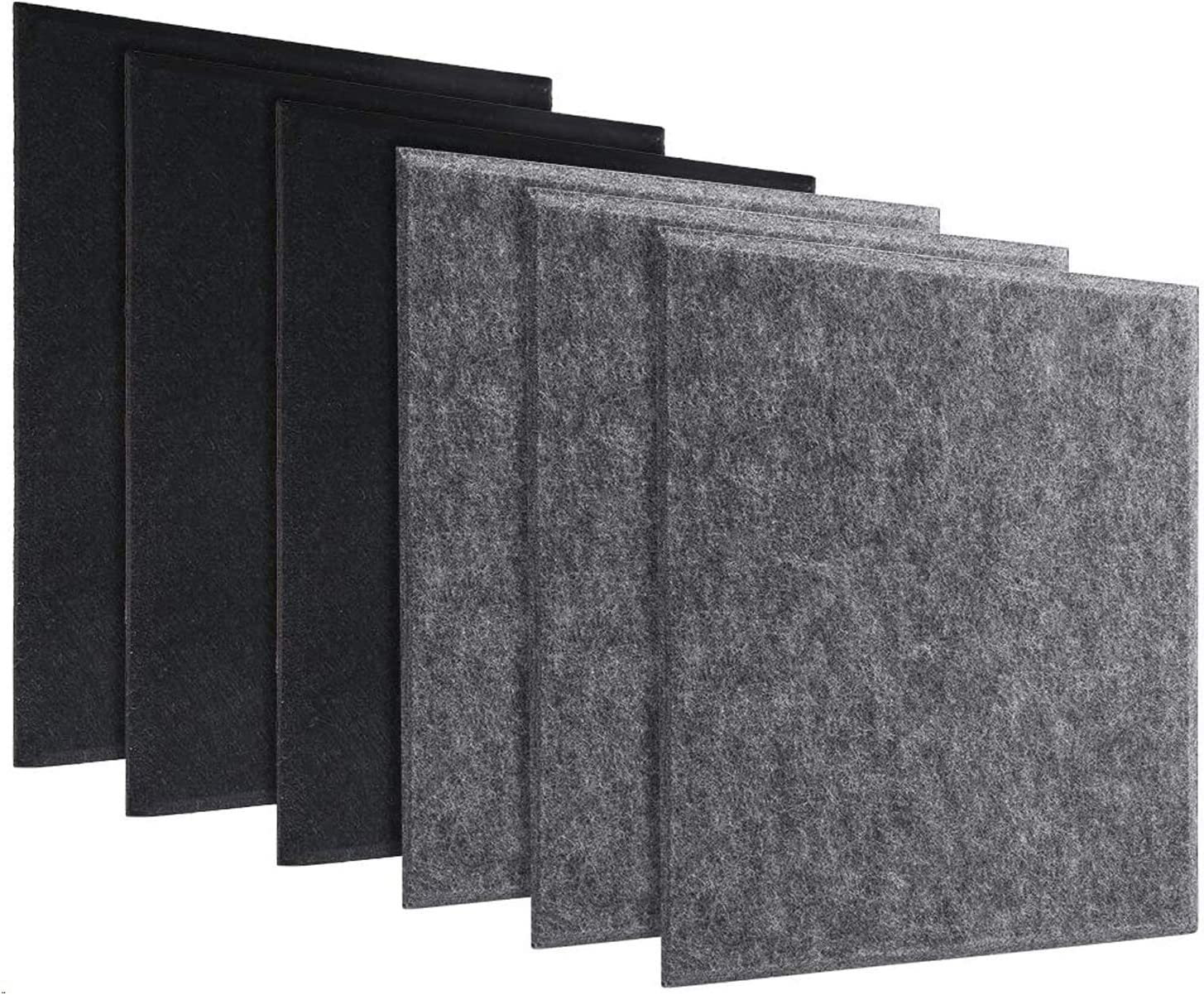 Acoustic Panels, Studio Foam Soundproofing Panels Nosie Dampening Foam Studio Music Equipment Acoustical Treatments Foam