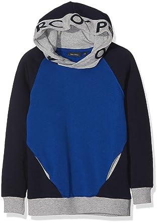 Marc O Polo Kids Sweatshirt 1/1 Arm, Sudadera para Niños, Azul ...