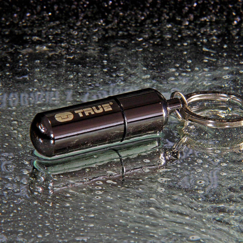 True Utility TU262 Mechero, Plateado, Única