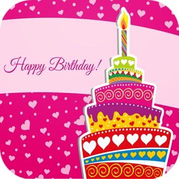 Amazon birthday greeting cards maker appstore for android birthday greeting cards maker m4hsunfo