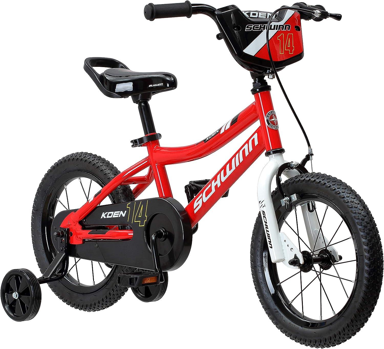 Best Toddler Bike: Schwinn Koen Boy's Bike
