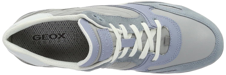 Geox A U Uomo Sandford Sneakers 4AL3Rj5