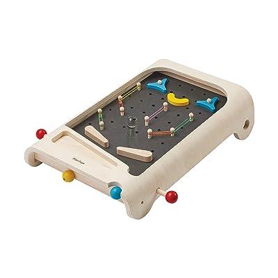 Plantoys- Pinball Juguete ecológico, Juego, Color múltiple (4641): Juguetes y juegos