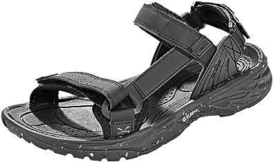 Hi-TecV-LITE WILD-LIFE VYPER - Walking sandals - black qiKe0J