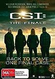 CSI The Finale (DVD)