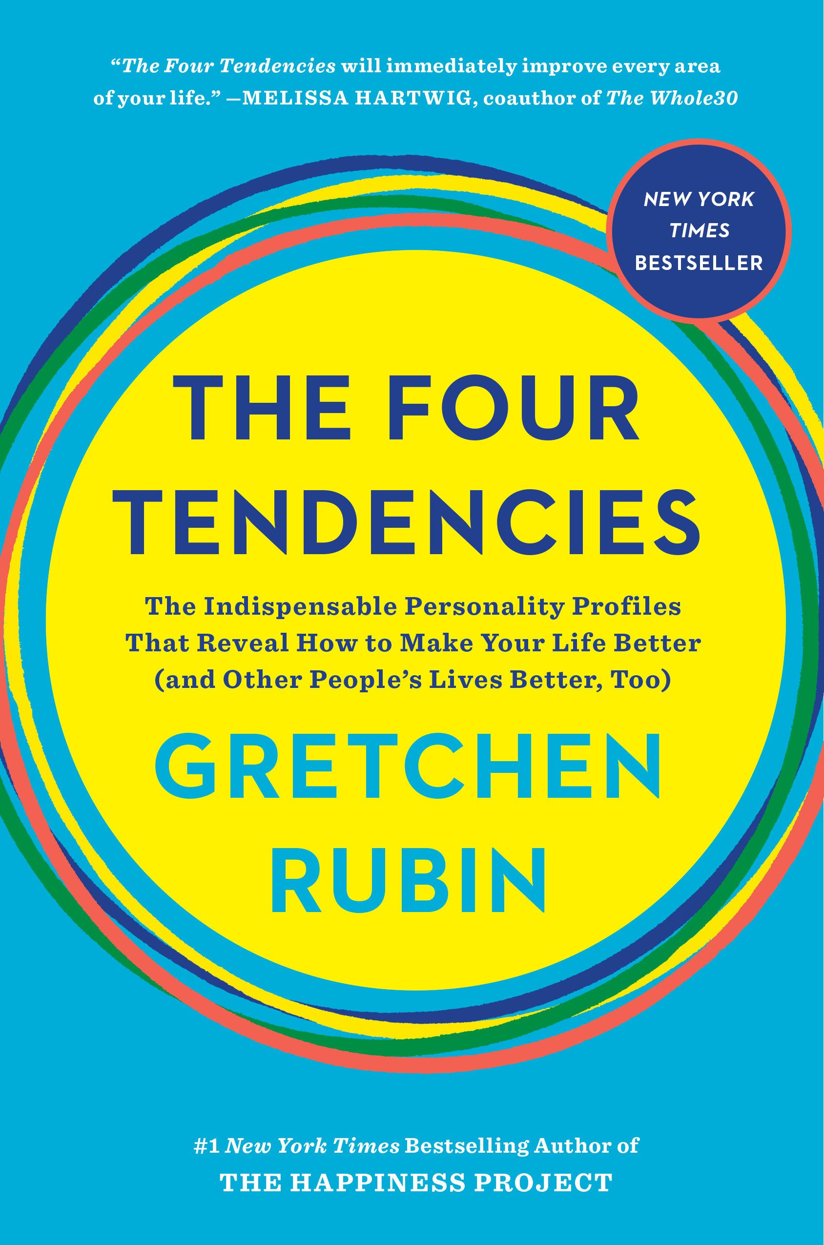 Four Tendencies: The Indispensable Personality Profiles That Reveal How to Make Your Life Better