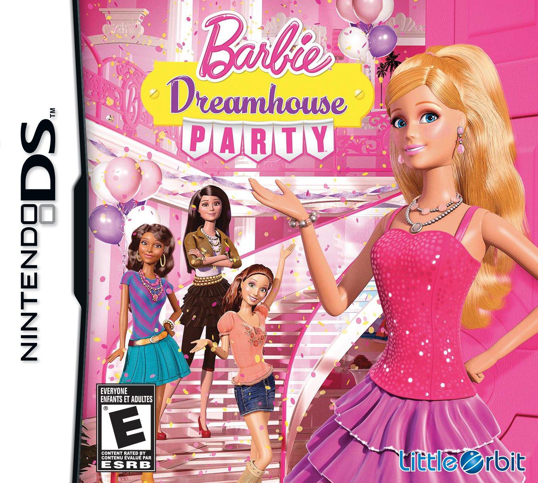Barbie Dreamhouse Party- Nintendo DS