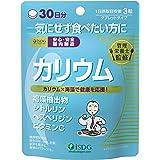 ISDG 医食同源ドットコム カリウム サプリメント [ 管理栄養士監修 ] 90粒 30日分