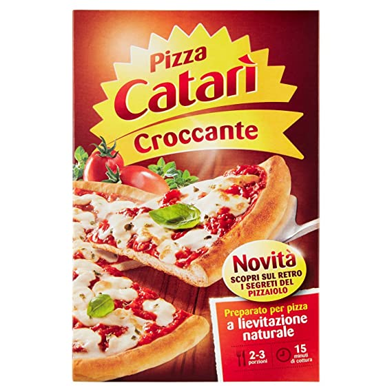 Coupon Sconto di Pizza Catari - Croccante