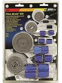 Mr. Gasket 8091 Blue Flex-Braided Hose Sleeve Kit