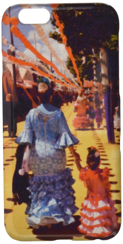 Amazon.com: Madre e hija con trajes de gitana en la Feria ...