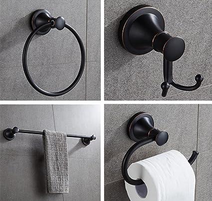 Amazon Com Ello Allo Oil Rubbed Bronze Bathroom Hardware