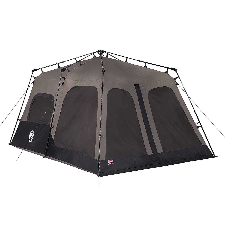 Coleman 8-Person Tent (Best Instant Tent)