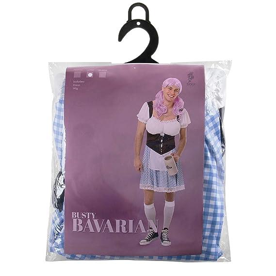Amazon.com: Boo Inc. - Vestido de bávaro para Halloween para ...