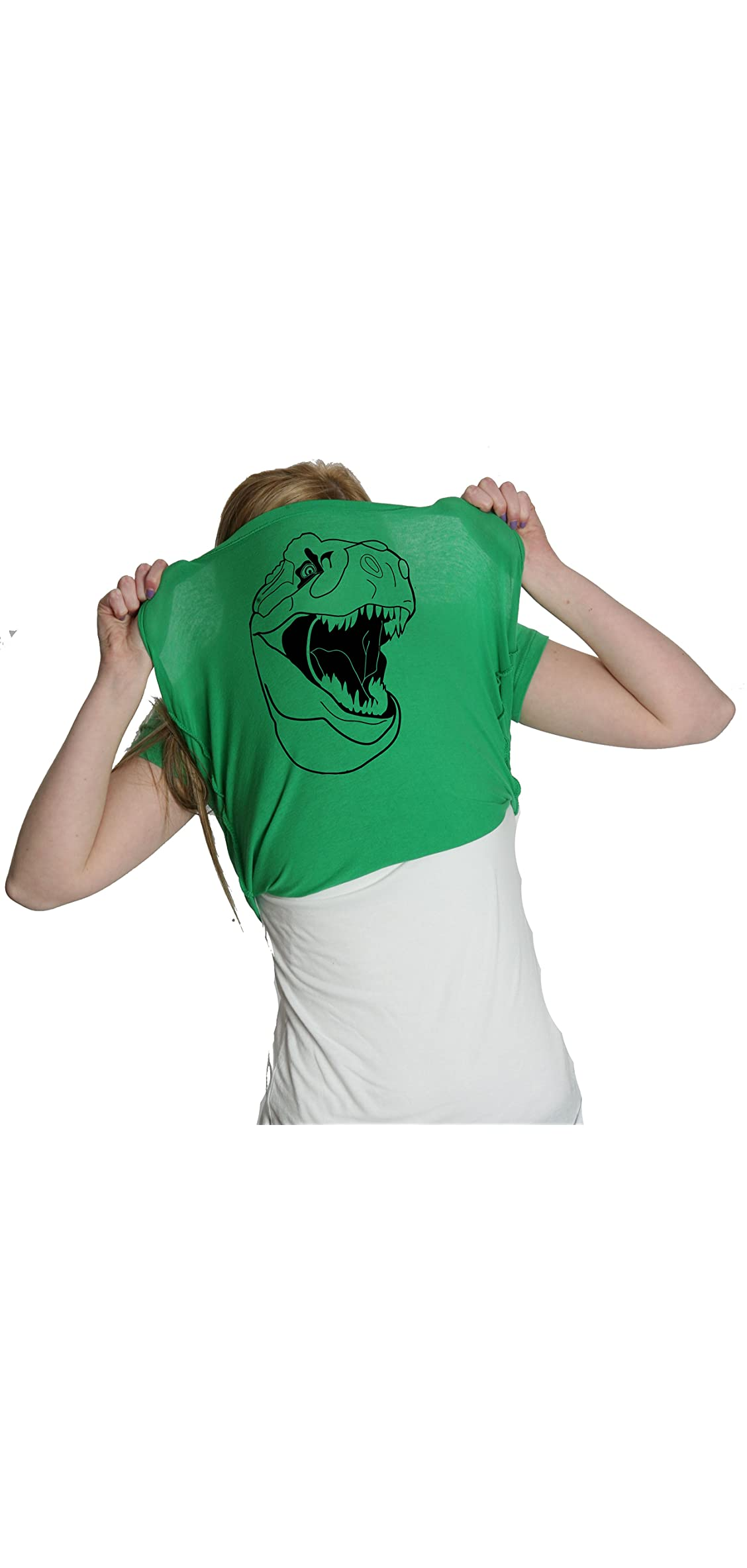 Womens Ask Me About My Trex T-shirt Funny Cool Dinosaur Trex