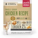 The Honest Kitchen Human Grade Dehydrated Whole Grain Dog Food – Complete Meal or Dog Food Topper