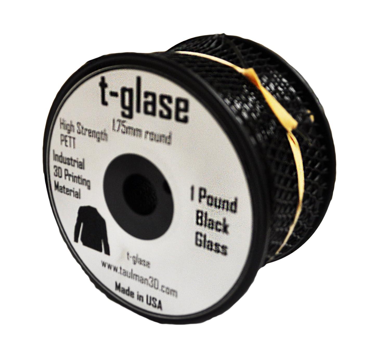 1.75 mm Filabot TCC1 Taulman t-glase Filament Clear
