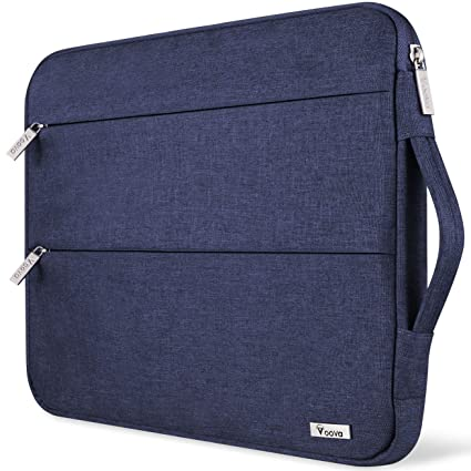 e1fecc349b3b Voova 11 11.6 12 Inch Laptop Sleeve Case Cover, Water Resistant Computer  Protective Bag Compatible with MacBook Air 11, Mac 12, Surface Pro 6 5 4 3,  ...