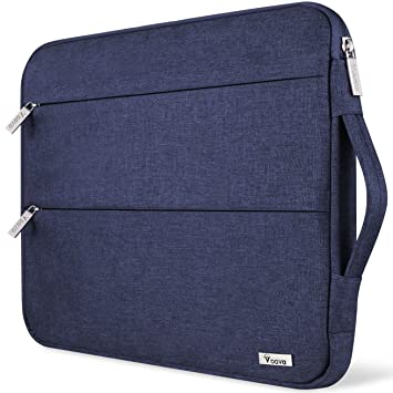 13-13.3 In Funda Para Laptop Bolsa De Transporte Con Asa, Resistente Al Agua Ordenador Funda Para MacBook Air / Pro, Superficie Libro / Laptop Y Mas