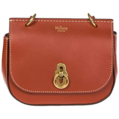 Mulberry women s leather cross-body messenger shoulder bag brown   Amazon.co.uk  Shoes   Bags 2f94fae43d8fa